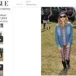 vogue uk sienna miller gibbon/eel katsuit festival fashion glastonbury ekat
