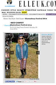 JUNE 2014 ELLE UK