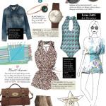 one piece swimsuit zebra/deer wienerin ekat swimwear fashion magazine