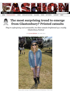 FASHION TELEGRAPH